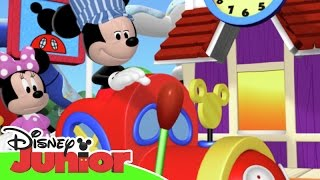 La Casa de Mickey Mouse: Momentos Especiales - Tren | Disney Junior Oficial