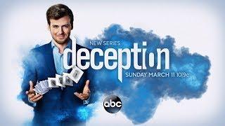 "Deception (ABC) ""Magic Team"" Promo HD - Magician Detective series"