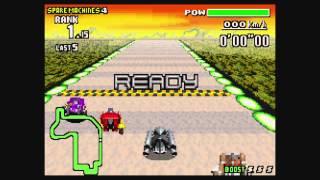 (Casual Play-Through) F-Zero Maximum Velocity [720p 60FPS Part 1/4]