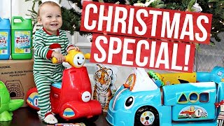 BABY'S FIRST CHRISTMAS! Christmas Special 2017