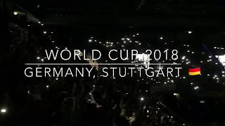 World Cup in Artistic Gymnastics 2018 - Germany, Stuttgart
