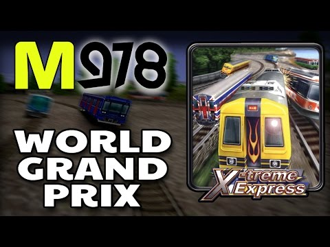 Moleman Plays | X-treme Express: World Grand Prix! | 500th Video!