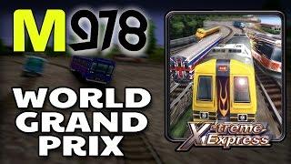 Gambar cover Moleman Plays   X-treme Express: World Grand Prix!   500th Video!