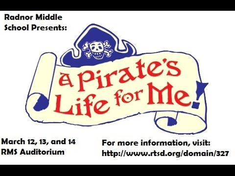 A Pirate's Life for Me Act I Part 1