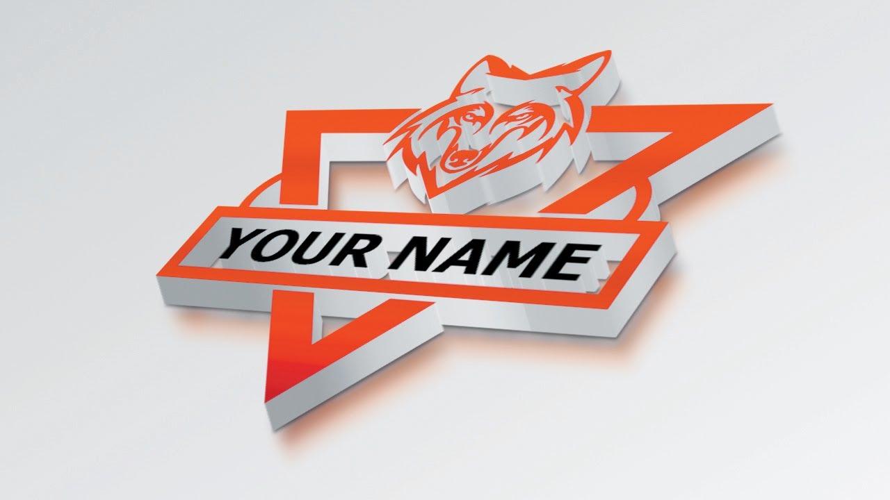 Download Logo Design Tutorials    In Adobe Photoshop CS6    Photoshop Tutorial