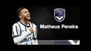 #ScoutReport - MATHEUS PEREIRA SKIILS AND GOALS(2018-2019)