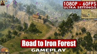 Legends of Eisenwald Road to Iron Forest gameplay PC HD [1080p/60fps]