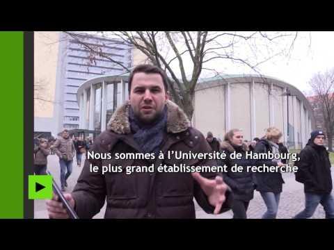 «Piratez le G20 !» : Comment les étudiants de Hambourg se préparent à la révolution