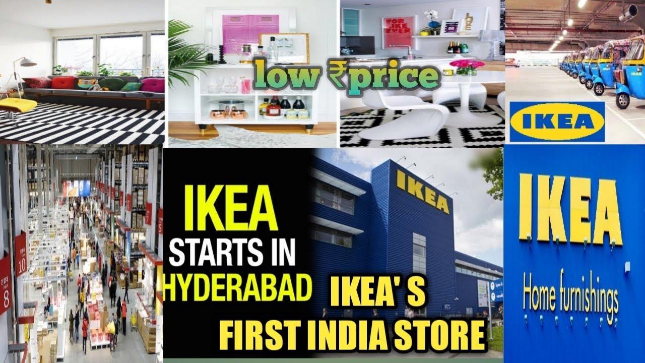 Ikea Hyderabad Vlog Ikea Home Furnishings Youtube