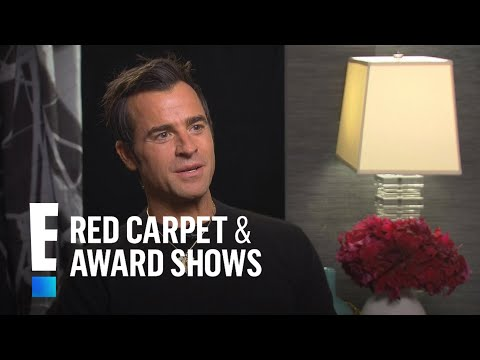 Justin Theroux & Luke Evans on Filming With Emily Blunt | E! Live from the Red Carpet