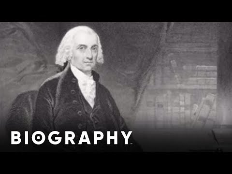 James Madison - Mini Biography