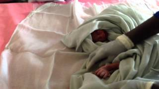 South Sudan: Grandmothers sing after birth of twin girls