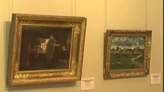 В Белгороде открыли выставку работ из фондов Тамбовской картинной галереи