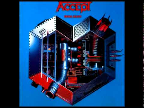 Accept - Midnight Mover (Lyrics)