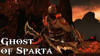 God of War - Ghost of Sparta: Immersive Blades of Chaos Combat (Give Me God of War)