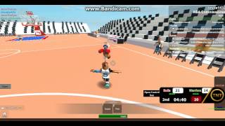 ABA week 6 GSW VS CHI Part 2 (Roblox)