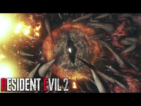 RESIDENT EVIL 2 All Endings - Leon & Claire Ending (Resident Evil 2 Remake)