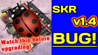 Big Tree Tech SKR V.1.4 Mainboard Endstop / Limit Switch Bug