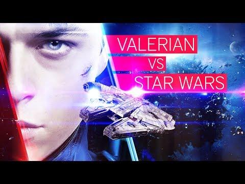 Die Mutter von Star Wars: VALERIAN