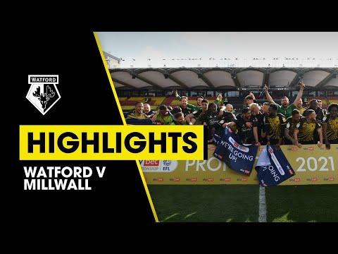 Watford Millwall Goals And Highlights