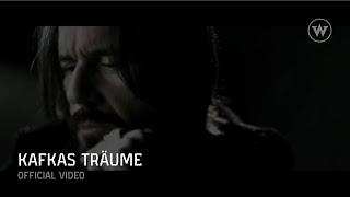 DER W (Stephan Weidner) -- Kafkas Träume (Offizielles Video)