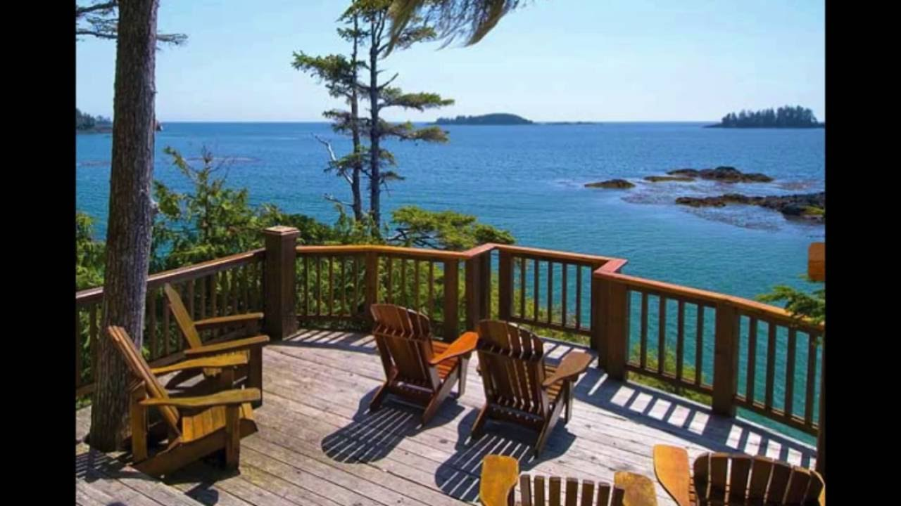 Adirondack Chair From Tofino Cedar Furniture   YouTube