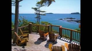 Adirondack Chair From Tofino Cedar Furniture
