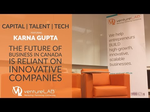 The Future of Business in Canada is Reliant on Innovative Companies