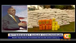 Saulo Busolo: The issue on sugar is a complex matter #CitizenExtra
