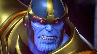 Marvel vs. Capcom: Infinite The Movie (All Cutscenes)