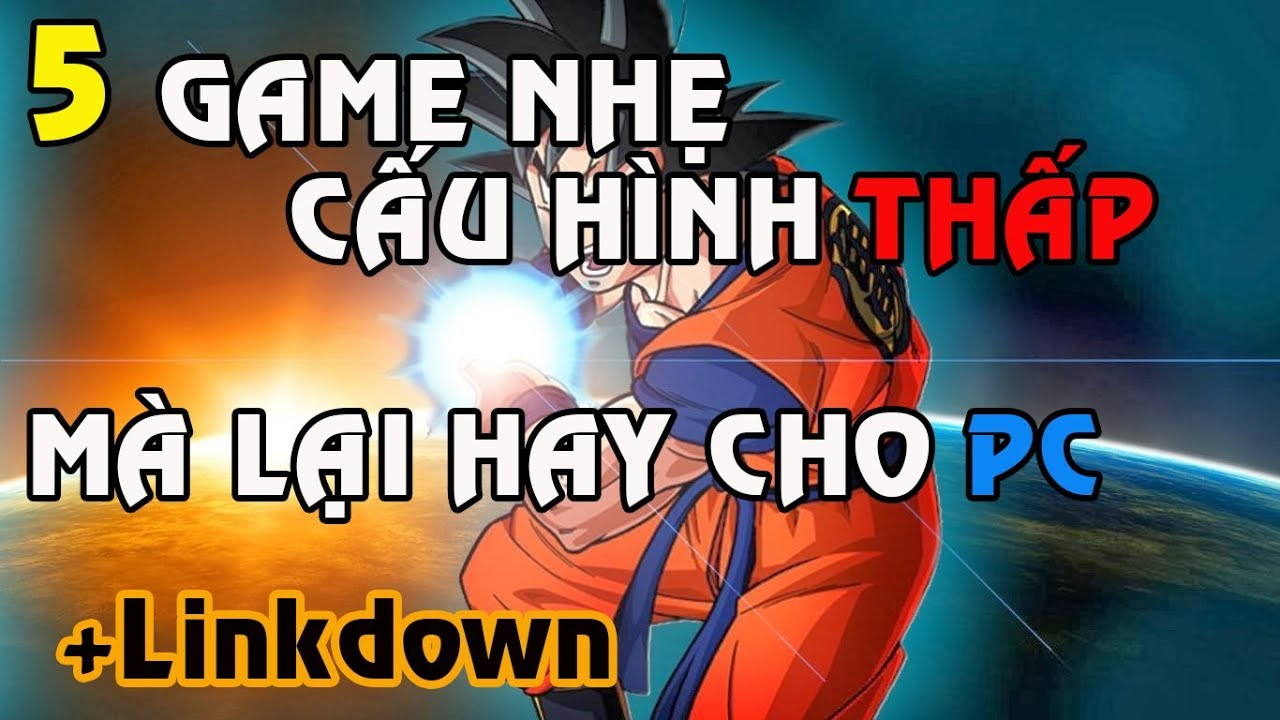 5 GAME OFFLINE CỰC NHẸ MÀ HAY KHÔNG TƯỞNG-CHO PC YẾU|+Linkdown