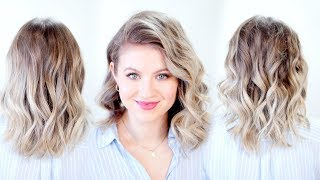 Download How To Style Hair 3 Ways Using Flat Iron | Milabu Mp3 and Videos