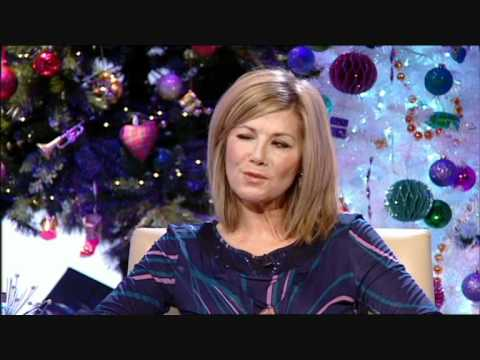 Glynis Barber interview with Alan Titchmarsh  8th Dec 10