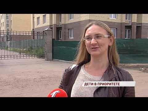 В садик без очереди: во Фрунзенском районе к концу года достроят детский сад