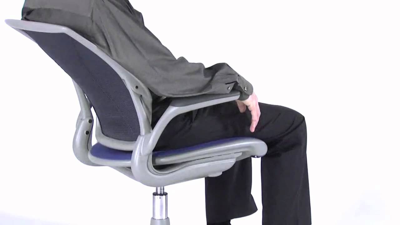 Humanscale Liberty Chair Review Posture Support Seat Cushion Of The Freedom Diffrient Office Chairs Youtube Premium