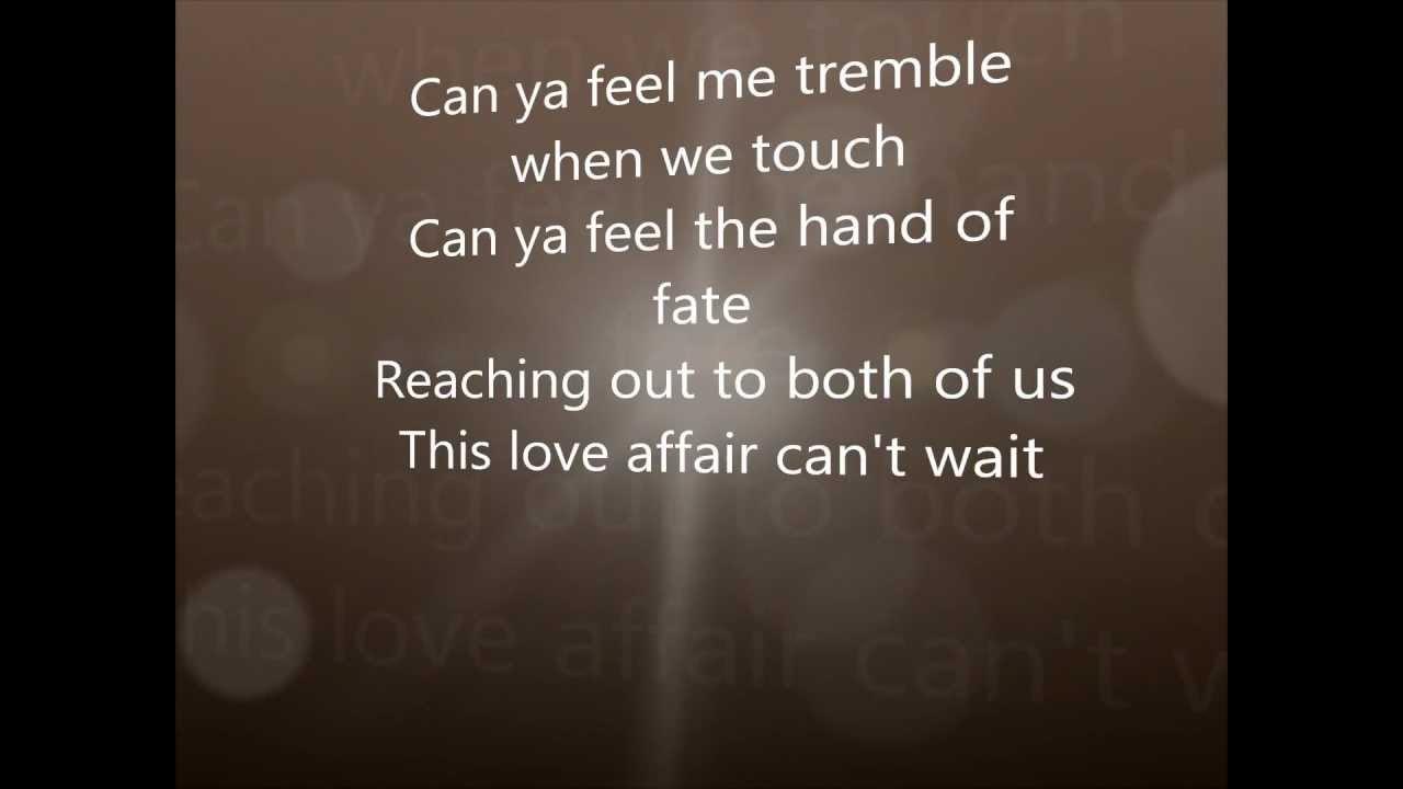 Hold Your Fire Lyrics Rush