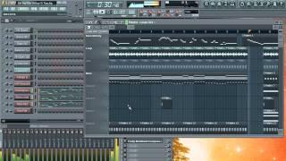 FL Studio: Zhi Yao Wei Ni Huo Yi Tian (Dance Mix)