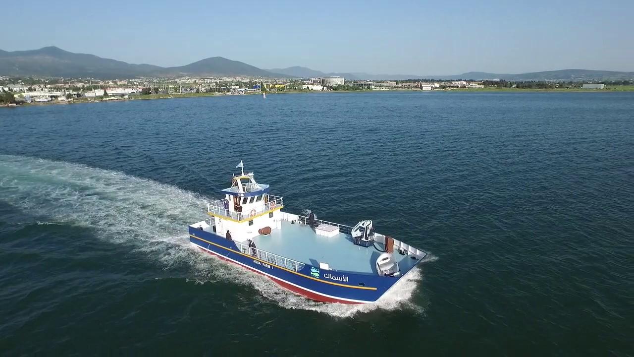Image result for Aquaculture Boat
