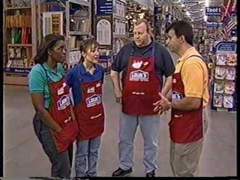 Lowe's union busting video