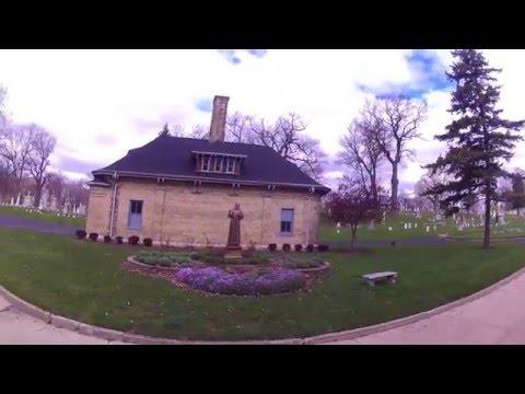 Calvary Cemetery, Milwaukee, WI
