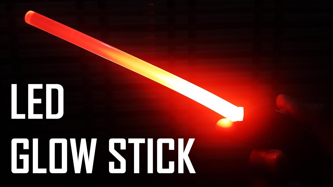 How To Make 3w LED Glue Stick Light L& Sward Easy Way & How To Make 3w LED Glue Stick Light Lamp Sward Easy Way