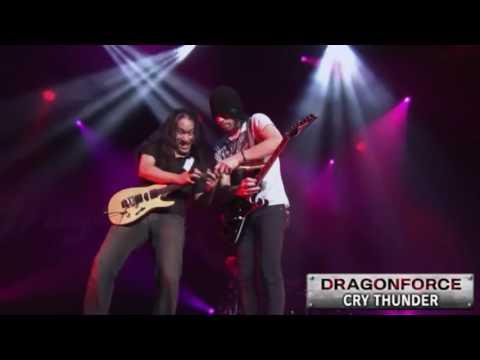 DragonForce - Cry Thunder (LIVE Loud Park 2012) ''1080 DOWNLOAD''
