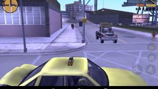 Обзор игры gta 3 на android