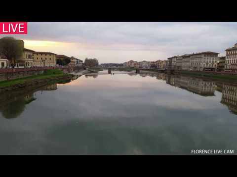 LIVE WEBCAM from  FLORENCE [HD]