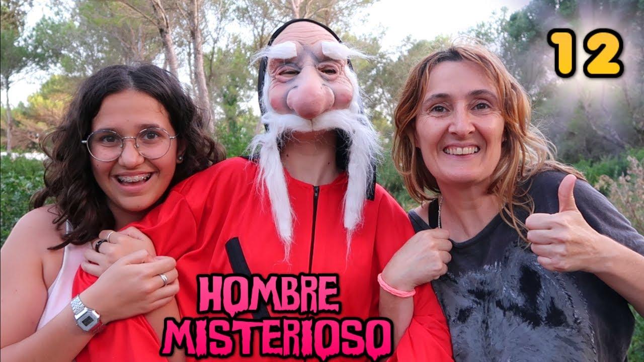 El HOMBRE MISTERIOSO nos AYUDA y nos RESCATA del Bosque - Cap 12, Serie El Hombre Misterioso Vuelve!