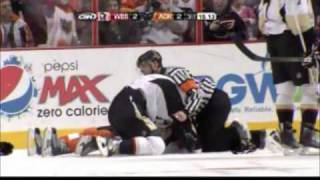 Bryan Lerg vs. Luke Pither Jan 21, 2011