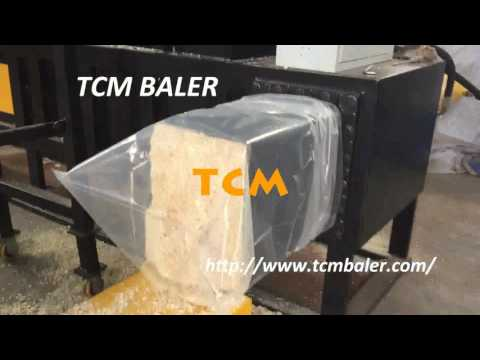 Latest wood briquette machinery india