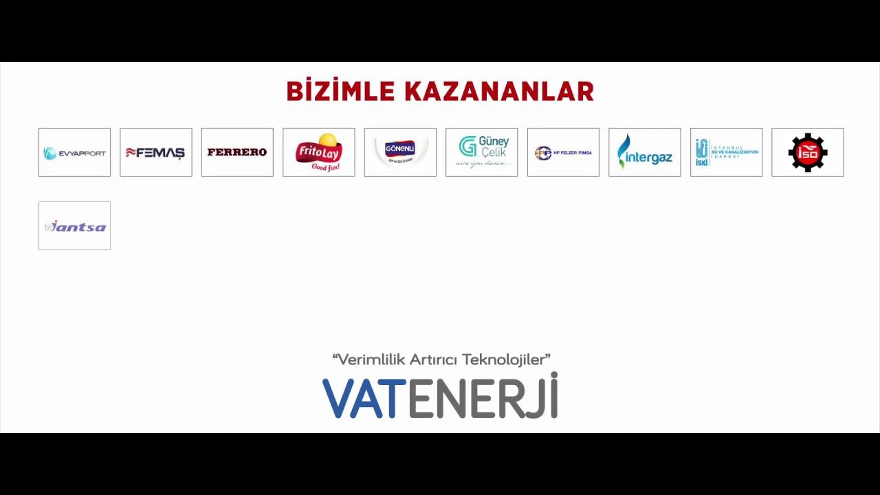 VAT ENERJİ-ENERJİ VERİMLİLİĞİ DANIŞMANINIZ