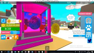 Hem oyun Hem tanıtım!!! Roblox/Magnet Sımulator/Roblox Türkçe