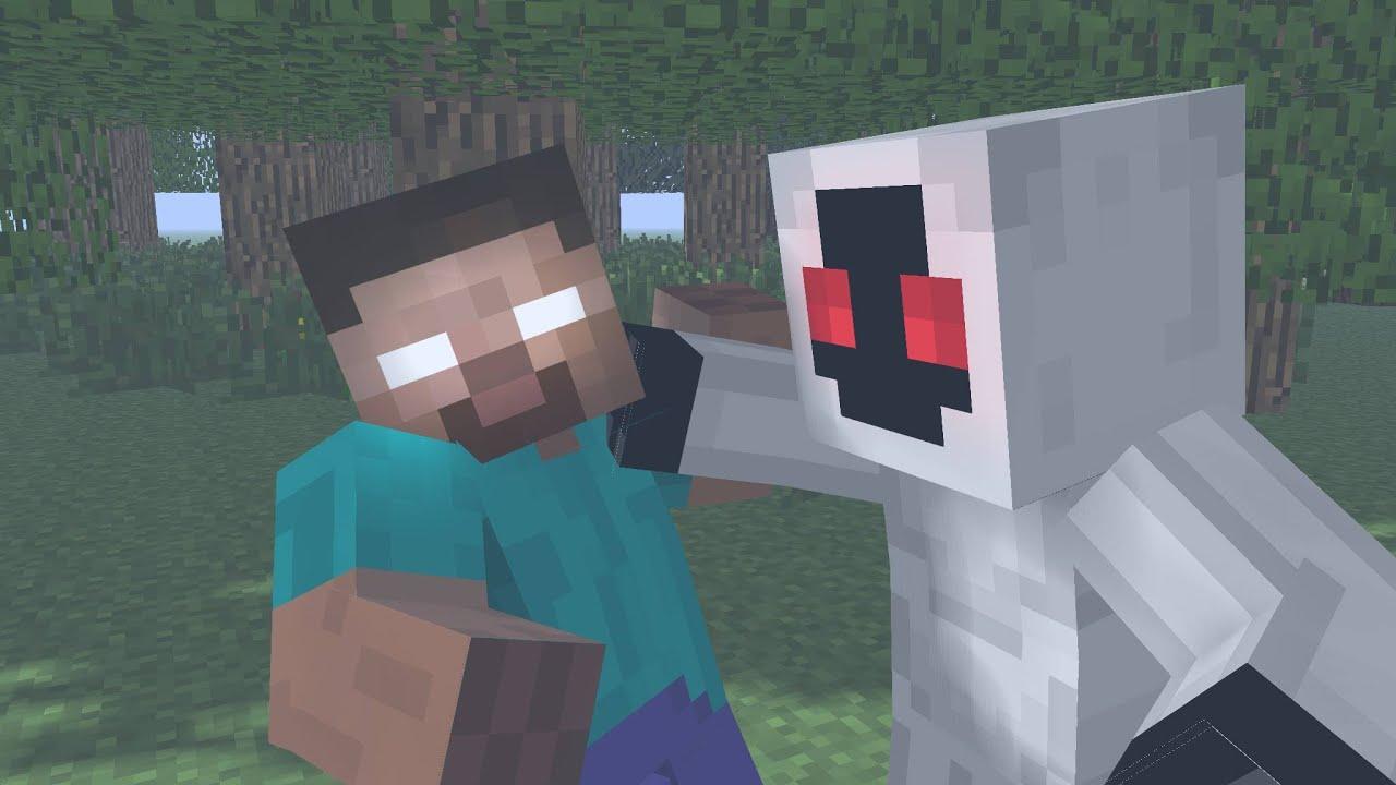 Minecraft Creepypasta odc.1 Jednostka 303 Entity 303 - YouTube